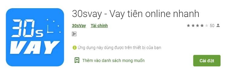 vay 30svay